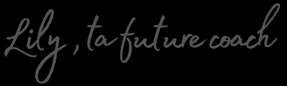 Signature Aurélie Despres Coaching - Loir-et-cher 41 - Coaching de vie pour femmes Blois Fossé Villebarou et alentours - Coach personnel et professionnel